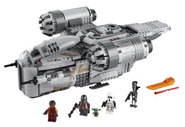 Nouveauté LEGO Star Wars 2020 : 75292 The Razor Crest (The Mandalorian)