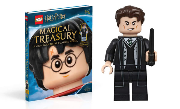 LEGO Harry Potter Magical Treasury Visual Guide