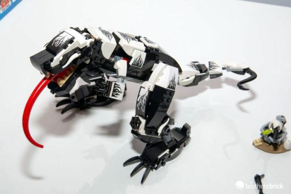 76151 Venomosaurus Ambush