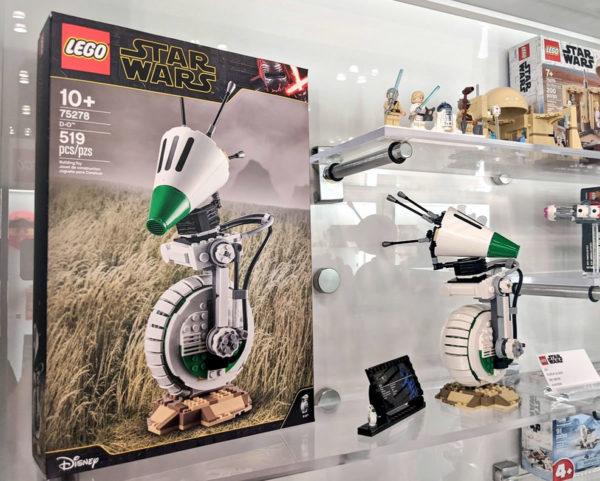 New York Toy Fair 2020 : Quelques visuels des nouveautés LEGO à venir