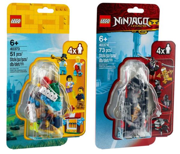 Nouveautés LEGO 2020 : Deux nouveaux Accessory Packs prévus pour le 1er mars 2020