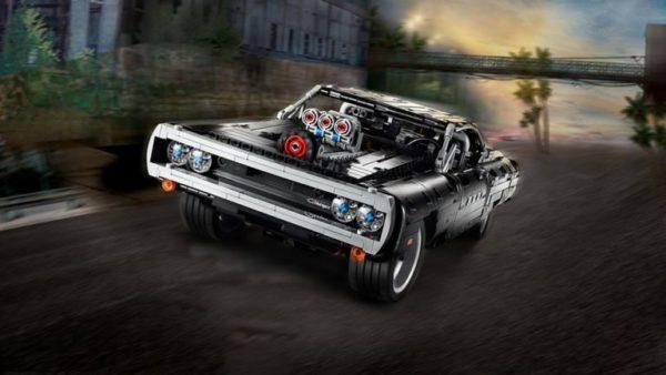 LEGO Technic Fast & Furious 42111 Dom's Dodge Charger : Tout ce qu'il faut savoir
