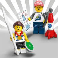 71027 LEGO Collectible Minifigures Series 20