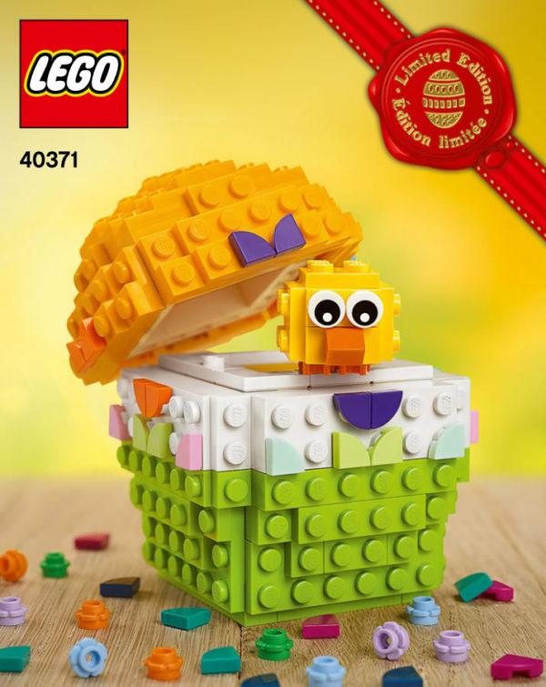 LEGO 40371 Easter Egg (GWP)