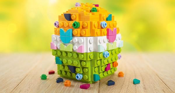 Sur le Shop LEGO : Le set 40371 Easter Egg offert dès 55 € d'achat