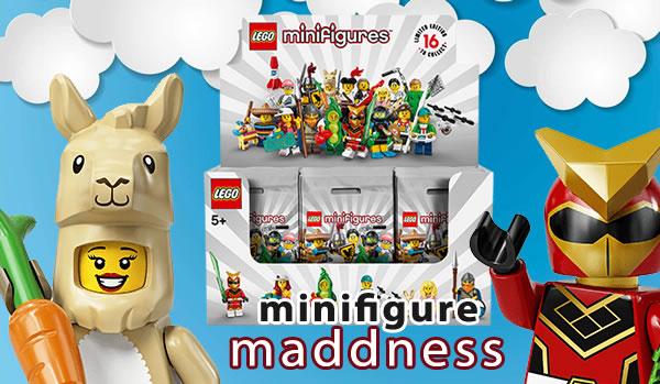 Minifigure Maddness