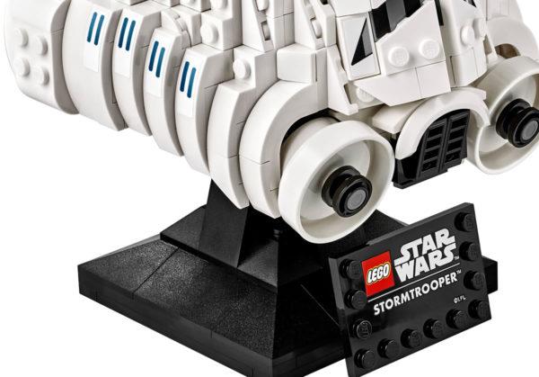 lego starwars 75276 stormtrooper helmet stickers