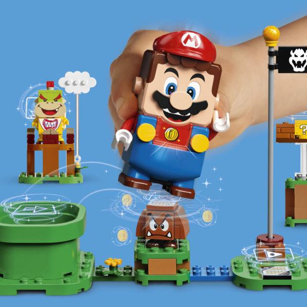 LEGO Super Mario : Annonce officielle du nouveau concept LEGO développé en partenariat avec Nintendo