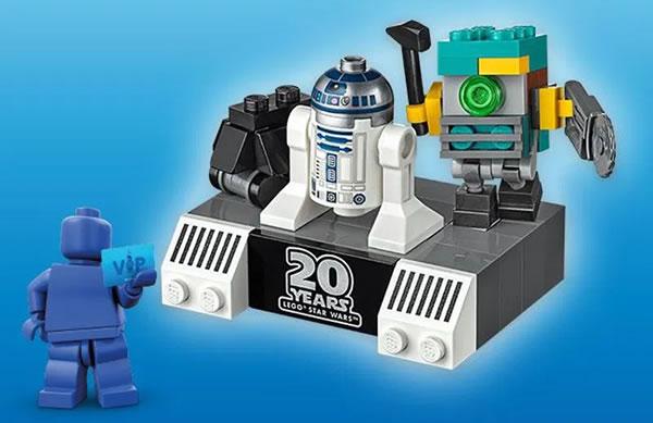 LEGO Star Wars 75522 Mini Droid Commander : En récompense VIP dès le 19 avril 2020