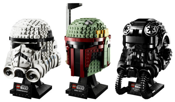 LEGO Star Wars Helmets 2020 : quelques questions aux designers