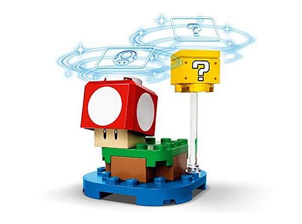 Chez Zavvi : Polybag Super Mario offert pour la précommande du set 71360 Aventures with Mario