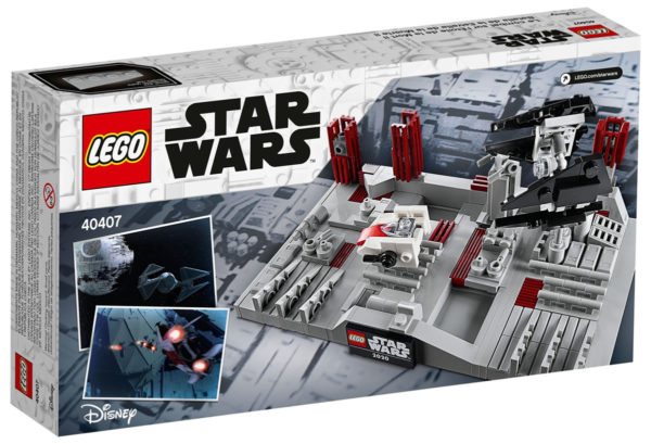 LEGO Star Wars 40407 Death Star II Battle