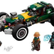 70434 Supernatural Race Car