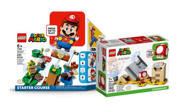 LEGO Super Mario : les précommandes sont ouvertes