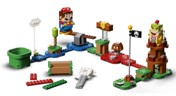 LEGO Super Mario : Premier visuel officiel du set 71360 Adventures with Mario