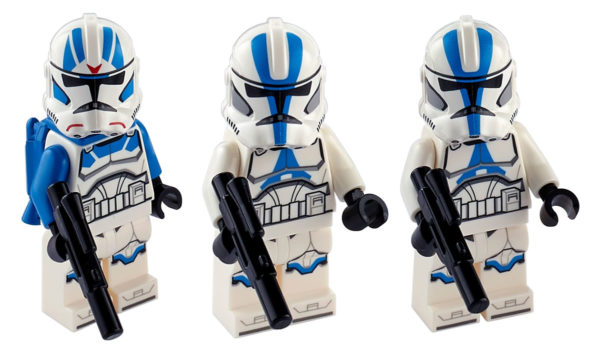 75280 501st Legion Clone Troopers