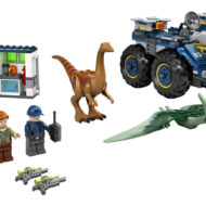 75940 Gallimimus and Pteranodon Breakout
