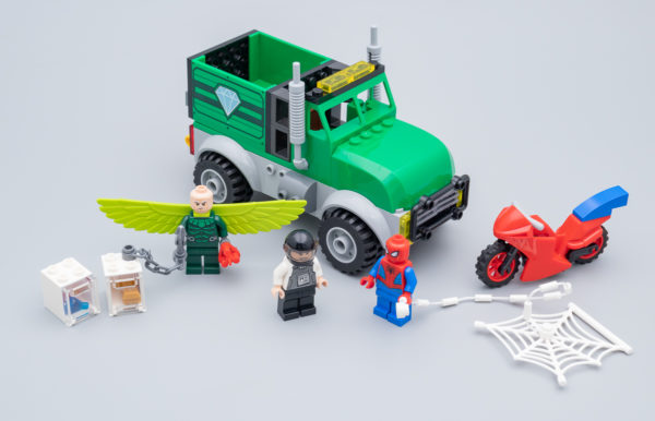 76147 Vulture's Trucker Robbery