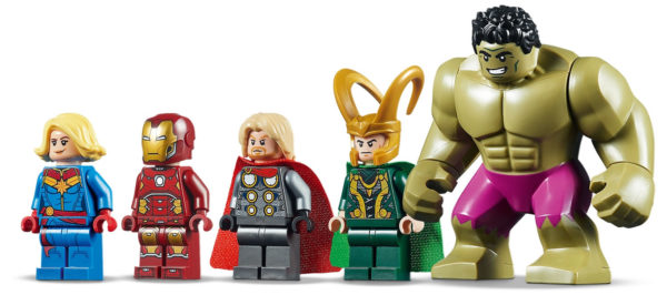 76152 Avengers Wrath of Loki
