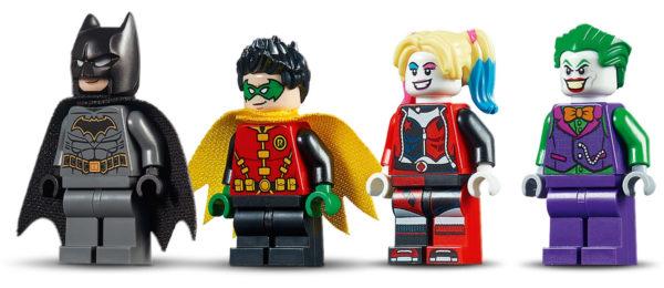 76159 Batman : Joker's Trike Chase