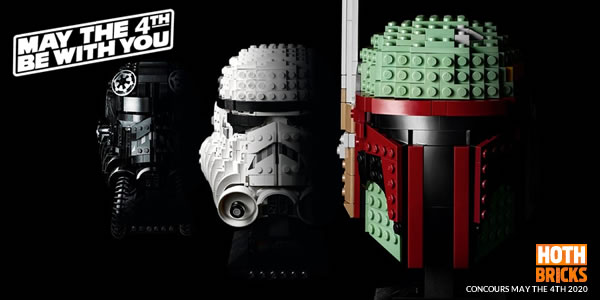 Concours May the 4th : des sets LEGO Star Wars à gagner !