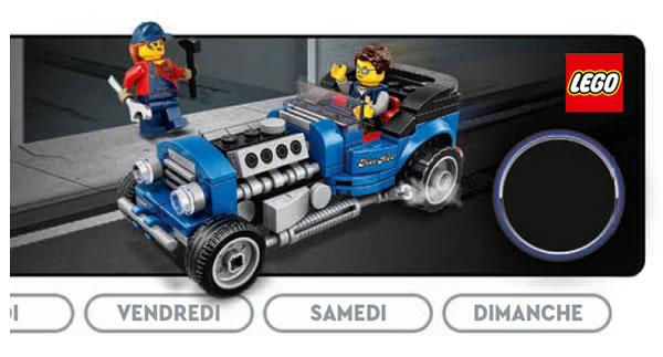 En juin sur le Shop LEGO : Le set 40409 Hot Rod offert dès 85 € d'achat