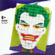 LEGO Brick Sketches 40428 The Joker