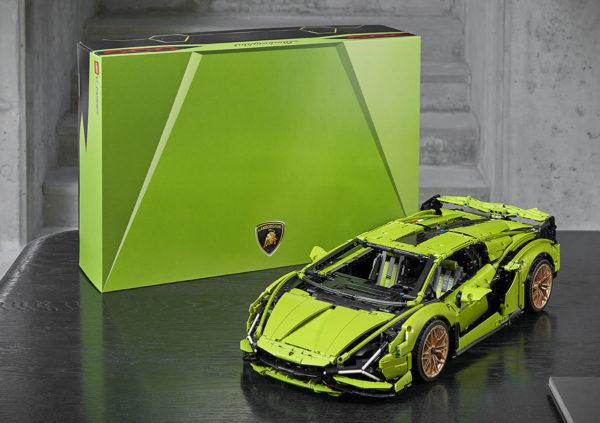 LEGO Technic 42115 Lamborghini Sián FKP 37 : Tout ce qu'il faut savoir
