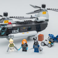 76162 lego marvel black widow helicopter chase review brickheroes 1