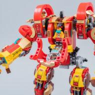80012 Monkey King Warrior Mech