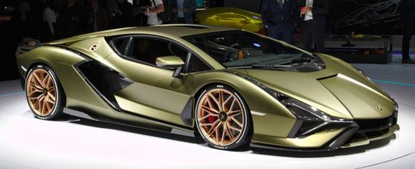 42115 Lamborghini Sián FKP 37