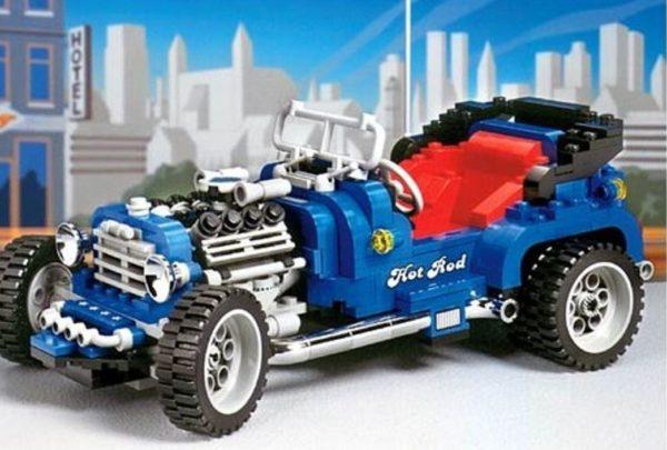 5541 Blue Fury / 10151 Hot Rod