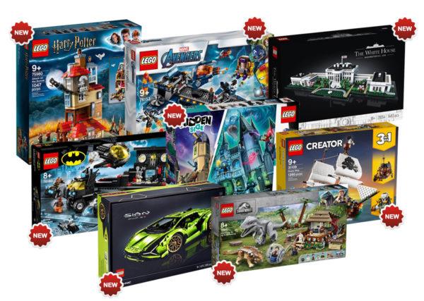 Sur le Shop LEGO : Les nouveautés de juin 2020 sont disponibles