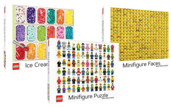 Nouveauté 2020 : des puzzles LEGO, mais pas à base de briques