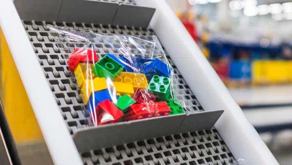 LEGO communique sur ses capacités de production et la disponibilité de ses produits