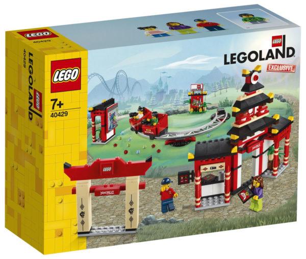 Nouveauté LEGO 2020 : 40429 LEGOLAND Ninjago World