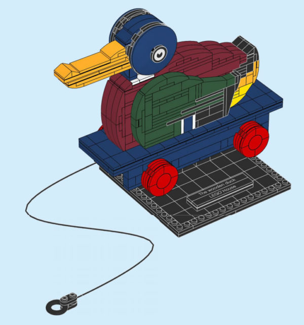 40501 The Wooden Duck