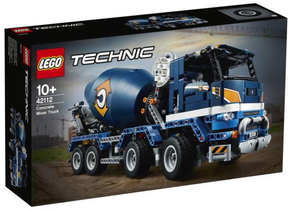 42112 Concrete Mixer Truck