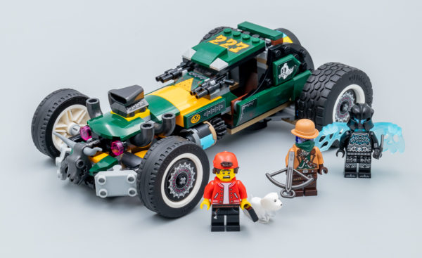 Très vite testé : LEGO Hidden Side 70434 Supernatural Race Car