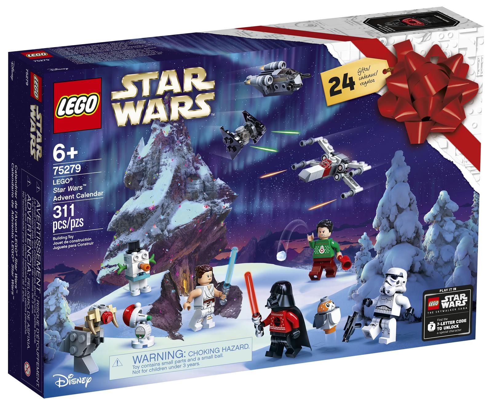 Calendrier De Lavent Lego Star Wars 2021 ▷ Nouveautés LEGO Star Wars du second semestre 2020 : tous les