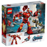 76164 lego marvel iron man hulkbuster versus aim agent 1 1