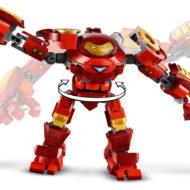 76164 lego marvel iron man hulkbuster versus aim agent 3 1