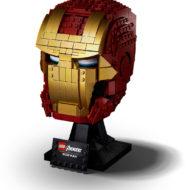 76165 lego marvel iron man helmet 3 1