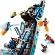 76166 lego marvel avengers tower battle 3 1
