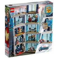 76166 lego marvel avengers tower battle 6 1