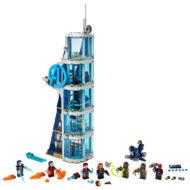 76166 lego marvel avengers tower battle 7 1