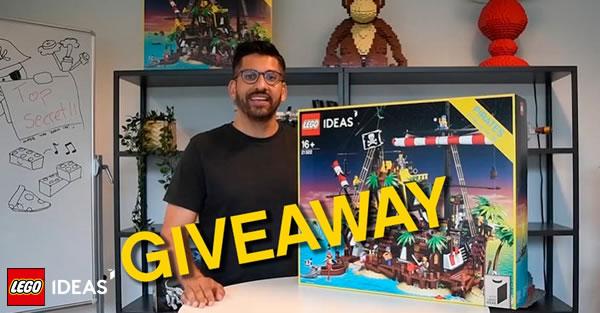 LEGO Ideas : un concours pour deviner le prochain projet sélectionné