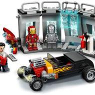 76167 Iron Man Armoury