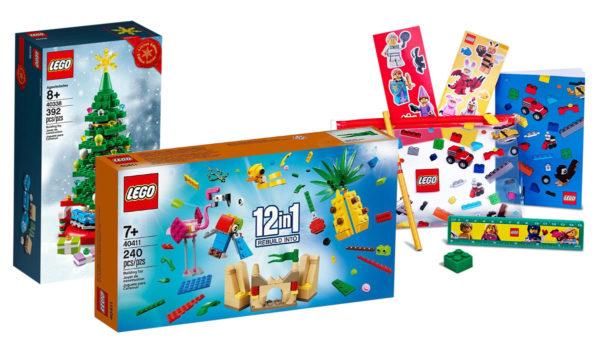 Le détail des offres promotionnelles prévues en juillet sur le Shop LEGO US