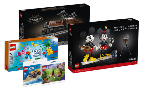 Sur le Shop LEGO : les nouveautés et les promos de juillet 2020 sont disponibles